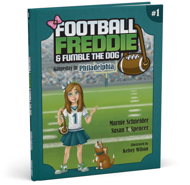 Football Freddie Book Cover