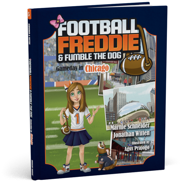 Football Freddie 4 Cover